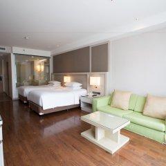 Signature Pattaya Hotel комната для гостей