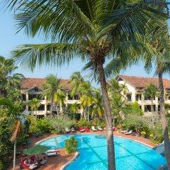 Отель Hoi An Trails Resort пляж фото 2
