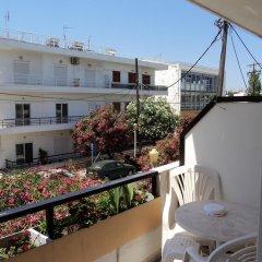 Отель ZEFYROS Родос балкон