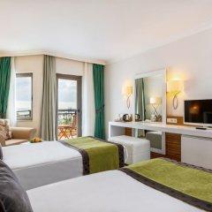 Aquaworld Belek Турция, Белек - отзывы, цены и фото номеров - забронировать отель Aquaworld Belek онлайн комната для гостей фото 4