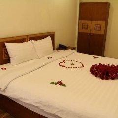 Hanoi Charming Hotel Ханой сейф в номере