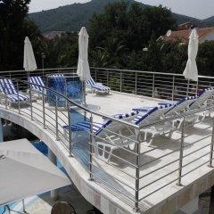 Отель Villa Perovic бассейн