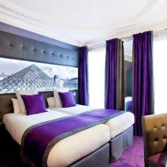 Отель Best Western Nouvel Orleans Montparnasse 4* Стандартный номер фото 19