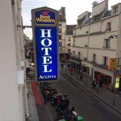 Отель Best Western Aulivia Opera