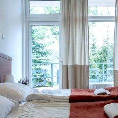 Отель Kaskada Hotel Польша, Познань - отзывы, цены и фото номеров - забронировать отель Kaskada Hotel онлайн комната для гостей фото 3