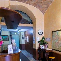 Hotel Altavilla 9 интерьер отеля