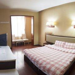 Dengba Hostel Chengdu Branch комната для гостей