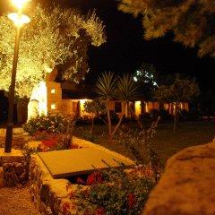 Hotel Masseria Resort Le Pajare Пресичче спортивное сооружение