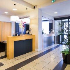 Отель Best Western Adagio Франция, Сомюр - отзывы, цены и фото номеров - забронировать отель Best Western Adagio онлайн интерьер отеля фото 3
