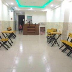Отель Ngoc Thao Guest House Вьетнам, Хошимин - отзывы, цены и фото номеров - забронировать отель Ngoc Thao Guest House онлайн интерьер отеля фото 3