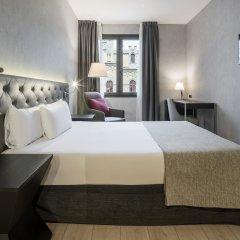 Отель ILUNION Bel-Art 4* Стандартный номер с двуспальной кроватью