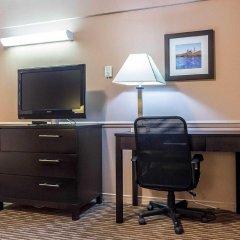 Отель Econo Lodge Downtown Ottawa Канада, Оттава - 2 отзыва об отеле, цены и фото номеров - забронировать отель Econo Lodge Downtown Ottawa онлайн удобства в номере фото 2