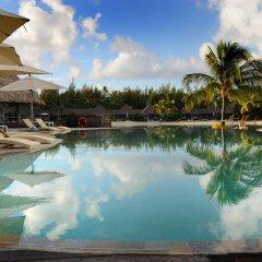 Отель Le Meridien Bora Bora бассейн фото 3