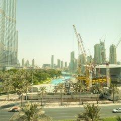 Отель Bravoway Burj Vista 1 in Downtown Dubai спортивное сооружение