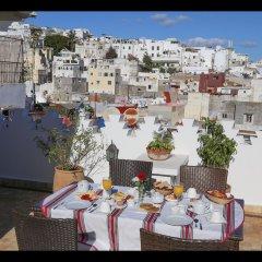 Отель Dar Souran Марокко, Танжер - отзывы, цены и фото номеров - забронировать отель Dar Souran онлайн балкон