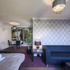 Отель Montgomery Apartments - Gyle Великобритания, Эдинбург - отзывы, цены и фото номеров - забронировать отель Montgomery Apartments - Gyle онлайн комната для гостей фото 3