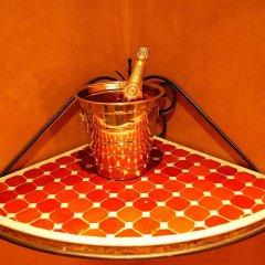 Hotel Riad Льеж ванная