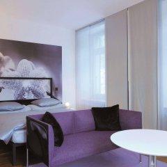 Отель Sorell Hotel Zürichberg Швейцария, Цюрих - 2 отзыва об отеле, цены и фото номеров - забронировать отель Sorell Hotel Zürichberg онлайн комната для гостей фото 5