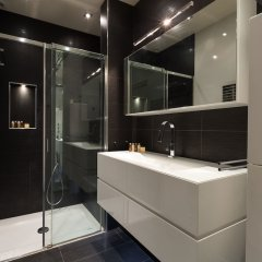 Отель Ambassador Hideaway Париж ванная