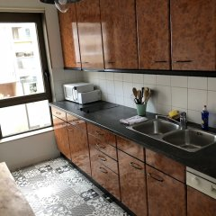 Отель Résidence Aurmat Булонь-Бийанкур в номере