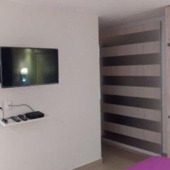 Отель Departamento Manu удобства в номере