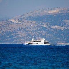 Отель Olive Grove Resort Греция, Сивота - отзывы, цены и фото номеров - забронировать отель Olive Grove Resort онлайн пляж фото 2