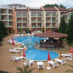 Отель Sun City Hotel Болгария, Солнечный берег - отзывы, цены и фото номеров - забронировать отель Sun City Hotel онлайн бассейн