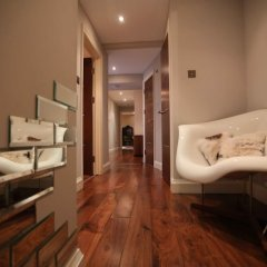 Отель Lovely 2 Bed Flat in Warren Street спа