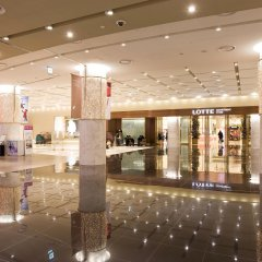 Lotte City Hotel Gimpo Airport интерьер отеля