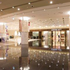 Отель Lotte City Hotel Gimpo Airport Южная Корея, Сеул - отзывы, цены и фото номеров - забронировать отель Lotte City Hotel Gimpo Airport онлайн интерьер отеля