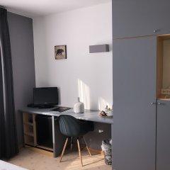 Отель De Fierlant Брюссель удобства в номере