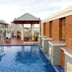 Отель D Apartment 2 Таиланд, Паттайя - отзывы, цены и фото номеров - забронировать отель D Apartment 2 онлайн бассейн