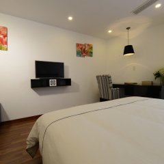 Hanoi Emerald Waters Hotel & Spa комната для гостей фото 3