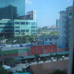 Dream Gold Hotel 1 Ханой балкон