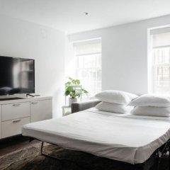 Отель onefinestay - Chelsea private homes США, Нью-Йорк - отзывы, цены и фото номеров - забронировать отель onefinestay - Chelsea private homes онлайн комната для гостей фото 5