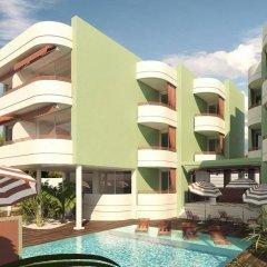 Отель Apartamentos El Coto бассейн фото 2