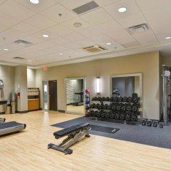 Отель Embassy Suites Minneapolis - Airport Блумингтон фитнесс-зал