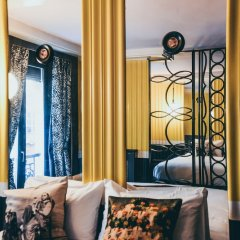 Отель La Mondaine Париж комната для гостей фото 4
