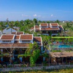 Отель Hoi An Chic пляж