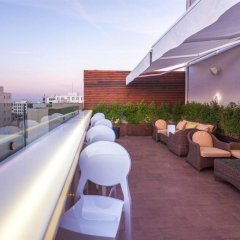 Business Hotel Tunis in Tunis, Tunisia from 78$, photos, reviews - zenhotels.com pool