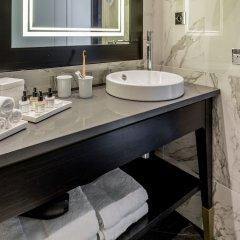 Отель и Спа Le Damantin Франция, Париж - отзывы, цены и фото номеров - забронировать отель и Спа Le Damantin онлайн ванная
