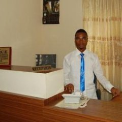 Liz Ani Hotel Annex Калабар интерьер отеля фото 2