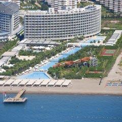 Kervansaray Kundu Beach Hotel Турция, Кунду - 5 отзывов об отеле, цены и фото номеров - забронировать отель Kervansaray Kundu Beach Hotel онлайн с домашними животными