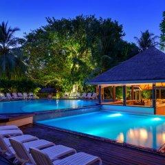 Отель Adaaran Prestige Ocean Villas Мальдивы, Северный атолл Мале - отзывы, цены и фото номеров - забронировать отель Adaaran Prestige Ocean Villas онлайн бассейн