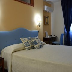 Hotel Carlo V Порт-Эмпедокле комната для гостей фото 3