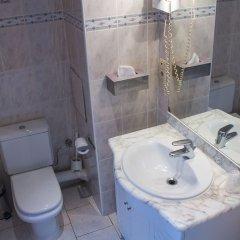 Hotel Continental Gare du Midi ванная