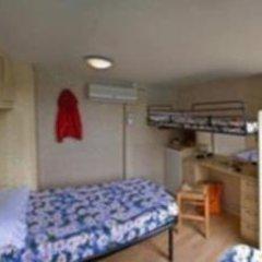 Отель Camping Village Roma Бунгало с различными типами кроватей фото 11
