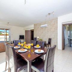Отель Villa Marizan Кипр, Протарас - отзывы, цены и фото номеров - забронировать отель Villa Marizan онлайн в номере фото 2