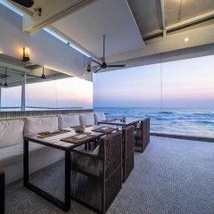 Отель Putahracsa Hua Hin Resort пляж