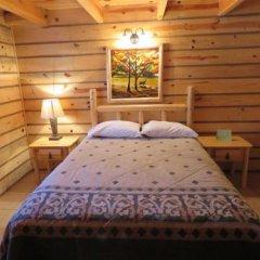 Отель Cabañas Montebello Inn Креэль комната для гостей
